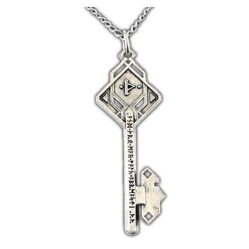 Key of THROR - Necklace - Silver - Badali Jewelry - Necklace