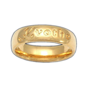 Kvothe Court Name Rings Set - Badali Jewelry -
