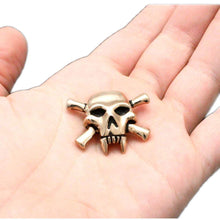 Load image into Gallery viewer, Lady Death Skull Pin - Badali Jewelry - Pin