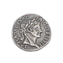 Load image into Gallery viewer, Lasciel's Blackened Denarius - Badali Jewelry - Coin