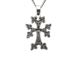 Legends of Ireland Cross - Eternity Cross - Limited Time Only! - Badali Jewelry - Necklace