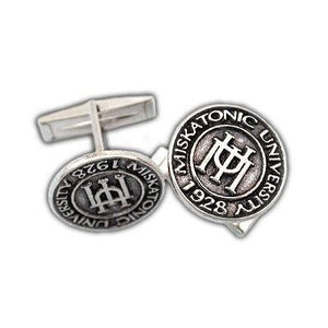 Miskatonic University Cufflinks - Badali Jewelry - Cufflinks