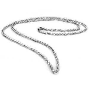 MORIA™ MITHRIL™ Chain - Rolo - Badali Jewelry - Necklace