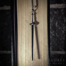 Load image into Gallery viewer, Nightblood Pendant - Pre-Order Sale!!! - Badali Jewelry - Necklace