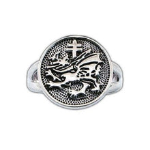 Load image into Gallery viewer, Order of the Dragon Sigil Ring - Badali Jewelry - Ring