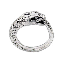 Load image into Gallery viewer, Ouroboros Ring - Badali Jewelry - Ring