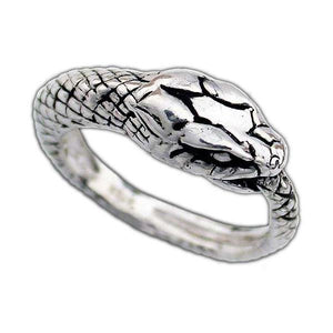 Ouroboros Ring - Badali Jewelry - Ring