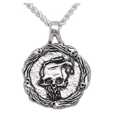 Load image into Gallery viewer, Overstock Spirit Faction Pendant - Silver - Badali Jewelry - Necklace