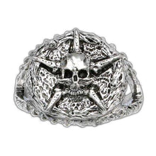 Load image into Gallery viewer, Overstock Underworld United Signet Ring - 3 sizes left - Badali Jewelry - Ring