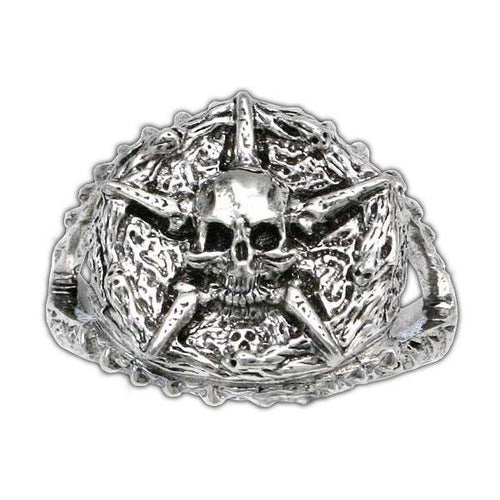 Overstock Underworld United Signet Ring - 3 sizes left - Badali Jewelry - Ring