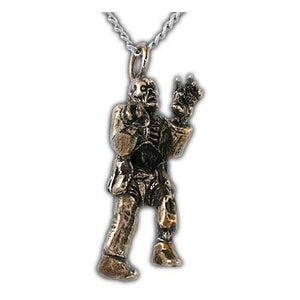 Overstock Zombie Necklace - Badali Jewelry - Necklace
