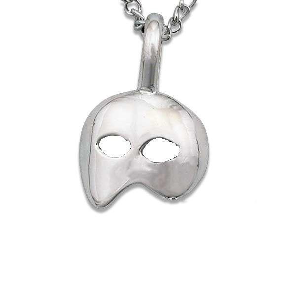 Phantom Mask Necklace - Limited Time Only! - Badali Jewelry - Necklace