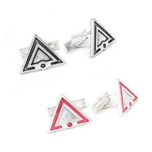 Pink Society Cufflinks - Badali Jewelry - Cufflinks