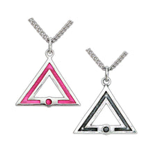 Load image into Gallery viewer, Pink Society Pendant - Badali Jewelry - Necklace