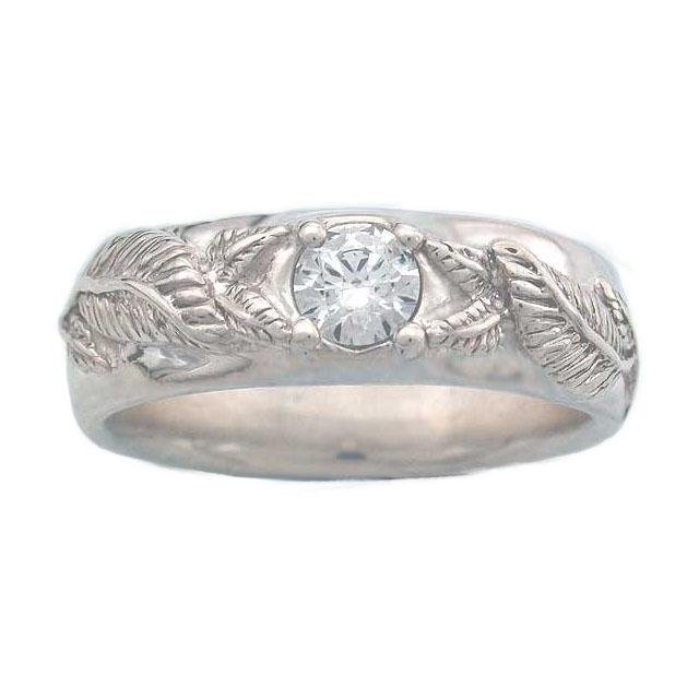 Platinum NENYA™ - Gentlemen's - Badali Jewelry - Ring