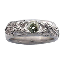 Load image into Gallery viewer, Platinum NENYA™ - Gentlemen's - Badali Jewelry - Ring