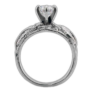 Platinum NENYA™ - The Ring of GALADRIEL™ - Badali Jewelry - Ring