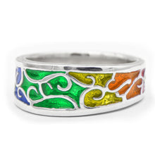 Load image into Gallery viewer, PRIDE Band - Large - Badali Jewelry - Ring