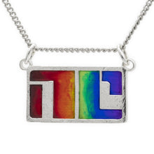 Load image into Gallery viewer, PRIDE Non-Compliant Pendant or Bracelet - Badali Jewelry - Necklace