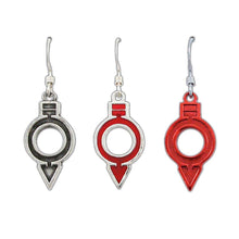 Load image into Gallery viewer, Red Society Earrings - Badali Jewelry - Earrings