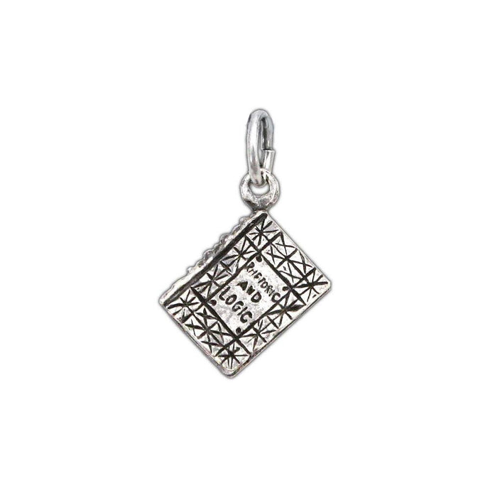 Rhetoric and Logic Charm - Badali Jewelry - Charm