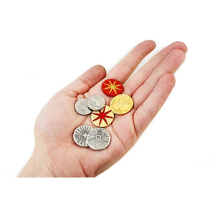 Shades of Magic Four Coin Set - Badali Jewelry - Coin