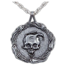 Load image into Gallery viewer, Spirit Faction Medallion - Bronze - Badali Jewelry - Necklace