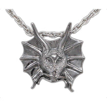 Load image into Gallery viewer, Temeraire Medallion - Silver - Badali Jewelry - Necklace
