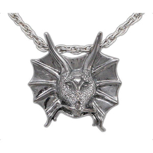 Temeraire Medallion - Silver - Badali Jewelry - Necklace