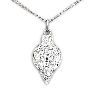 The Howlers Pendant - Silver - Badali Jewelry - Necklace