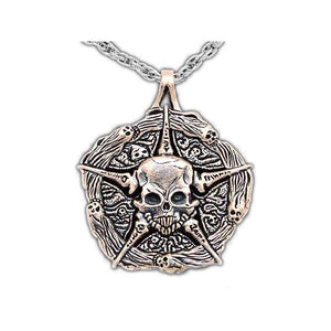 Underworld United Medallion - Bronze - Badali Jewelry - Necklace