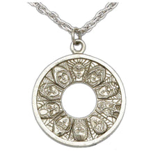 Load image into Gallery viewer, Vorin Heralds Pendant - Badali Jewelry - Necklace
