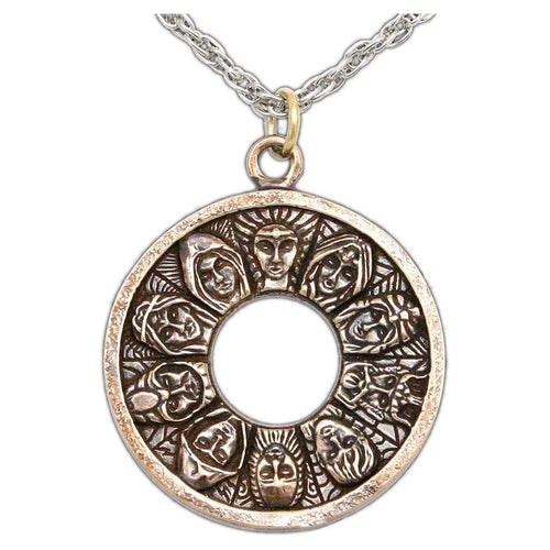 Vorin Heralds Pendant - Badali Jewelry - Necklace