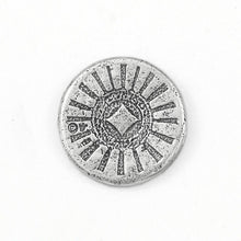 Load image into Gallery viewer, White London Travel Coin - Badali Jewelry - Coin