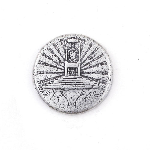 White London Travel Coin - Badali Jewelry - Coin