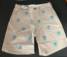 Load image into Gallery viewer, Castaway vida de louie Embroidered Logo Shorts
