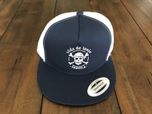 Load image into Gallery viewer, vida de louie Medallion Trucker SnapBack