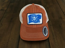 Load image into Gallery viewer, vida de louie Extreme Fit Mesh Ballcap w/patch Logo