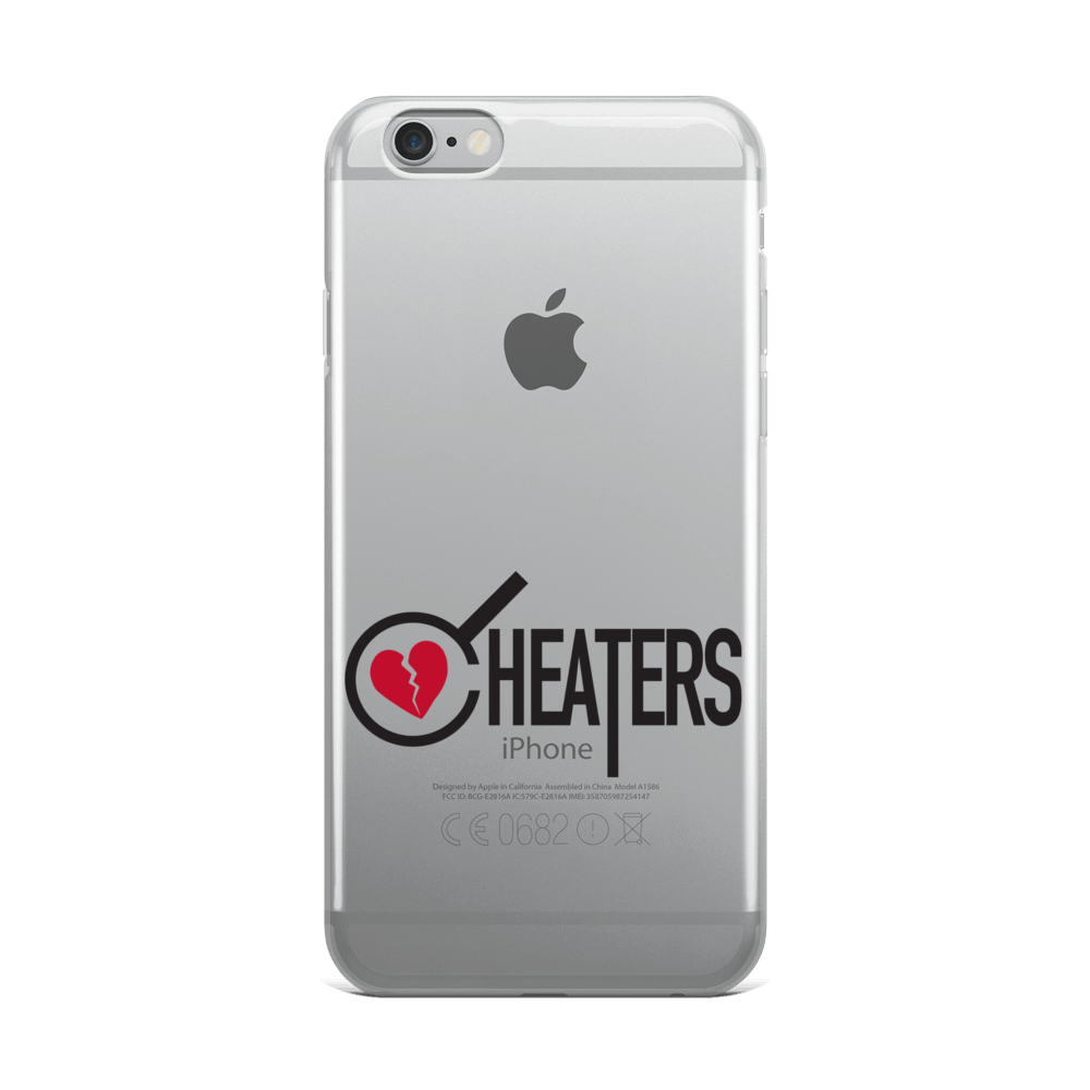 Cheaters iPhone Case