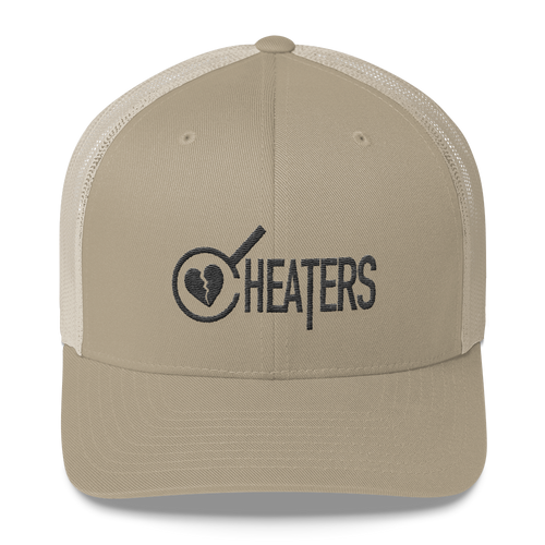 Cheaters Curved Hat