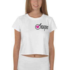 Cheaters Crop Top
