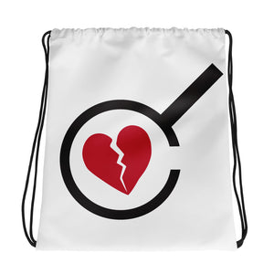 Cheaters Drawstring bag