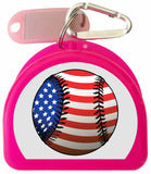 671-R - Retainer Case - American Baseball