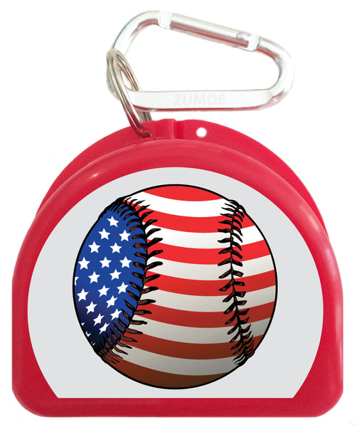 Pacifier Case - American Baseball 671-B