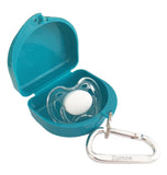 441-B-BL Crystal Waters Pacifier Case