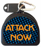 608 - Attack Now Mouth Guard Case