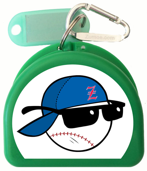 672 - Mouth Guard Case - Home Run