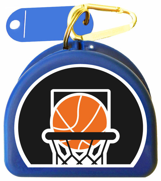 662-R - Retainer Case - Basketball