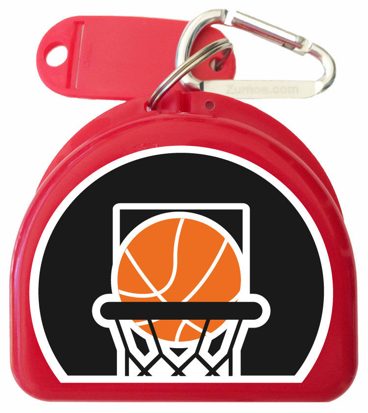 662 - Mouth Guard Case - Basketball