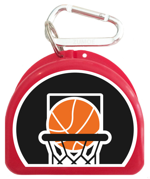 Pacifier Case - Basketball - 662-B